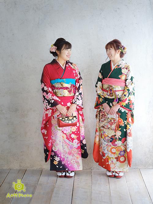 岡山で振袖レンタルや成人式の写真はエーエムフォトへ