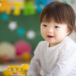 はるくんの1歳記念、岡山のエーエムフォト