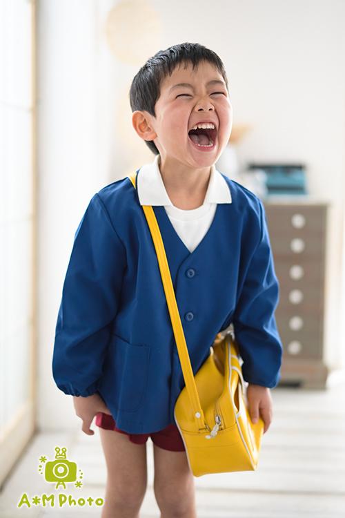 幼稚園入園写真、岡山、エーエムフォト