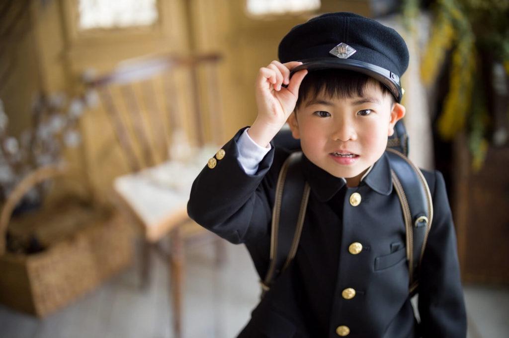 岡山市のエーエムフォトで撮影する入園入学卒園卒業の写真